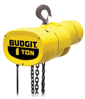 budgit chain hoists