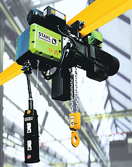 ST Explosion Proof chain hoist